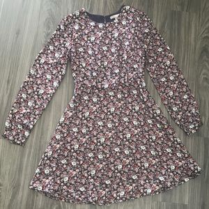 Forever 21 Contemporary Floral Dress size S